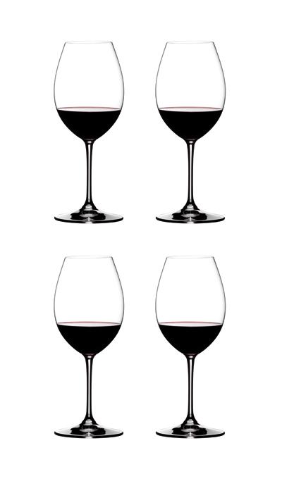 Бокалы Набор бокалов для красного вина 4шт 590мл Riedel Vinum XL Pay 3 Get 4 Syrah nabor-bokalov-dlya-krasnogo-vina-4sht-590ml-riedel-vinum-xl-buy-3-get-4-syrah-avstriya.jpg
