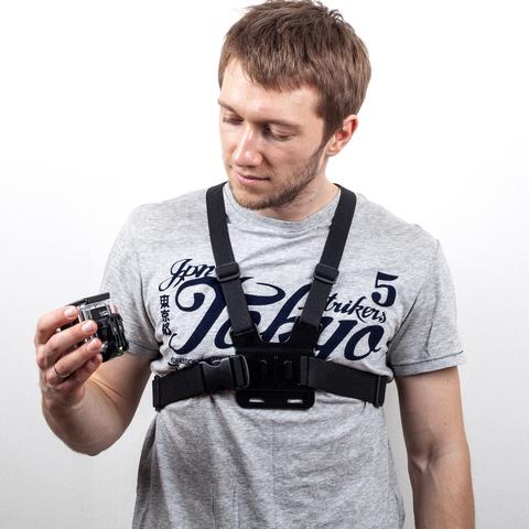 Крепление на грудь для GoPro 3/3+ и GoPro 4