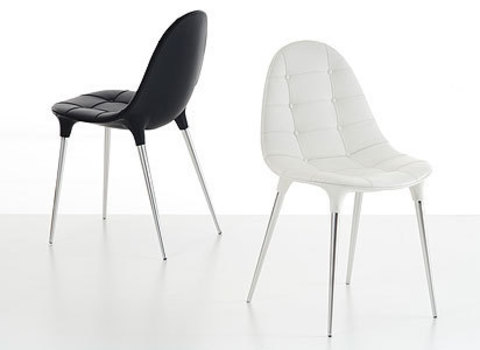 стул  caprice chair by Starck ( реплика )