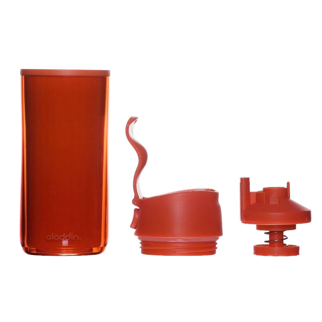 Термо-бутылка Aladdin FLIP & SIP (0.35 литра) красная