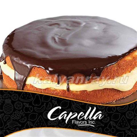 Ароматизатор Capella - Boston Cream Pie v2
