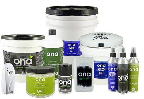 Нейтрализаторы запаха ONA