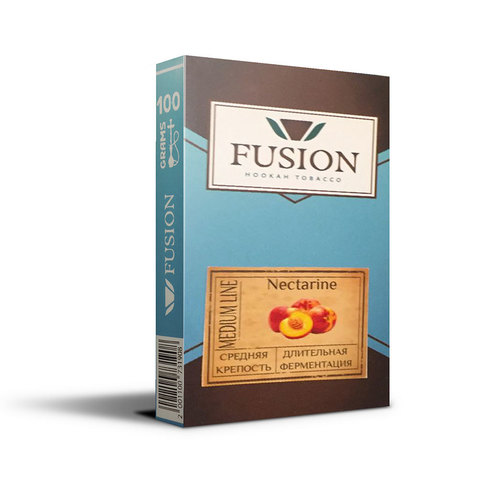 Табак Fusion Medium Nectarine 100 г