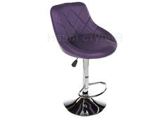 Барный стул Керт (Curt) фиолетовый