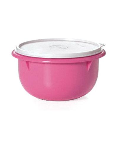 замесочное блюдо в розовом цвете 2л