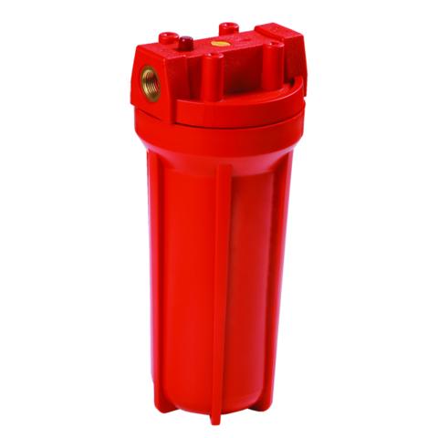 Бытовой водоочиститель Raifil PS891O1-О12-PR-BN для предочистки горячей воды.