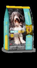 Корм для чувствительных собак Nutram S20 с ягненком и лососем