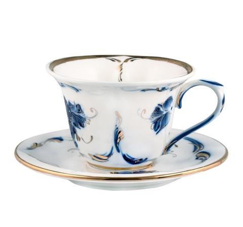 Чайная пара Милана (золото)