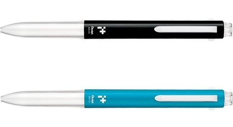 Кастомизируемые ручки Pentel i+ (3 стержня)