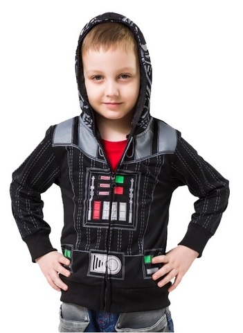 Звездные войны толстовка детская Дарт Вейдер