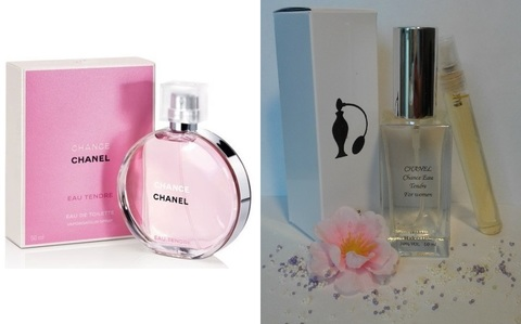 Chanel Chance Eau Tendre CHANEL 60 мл