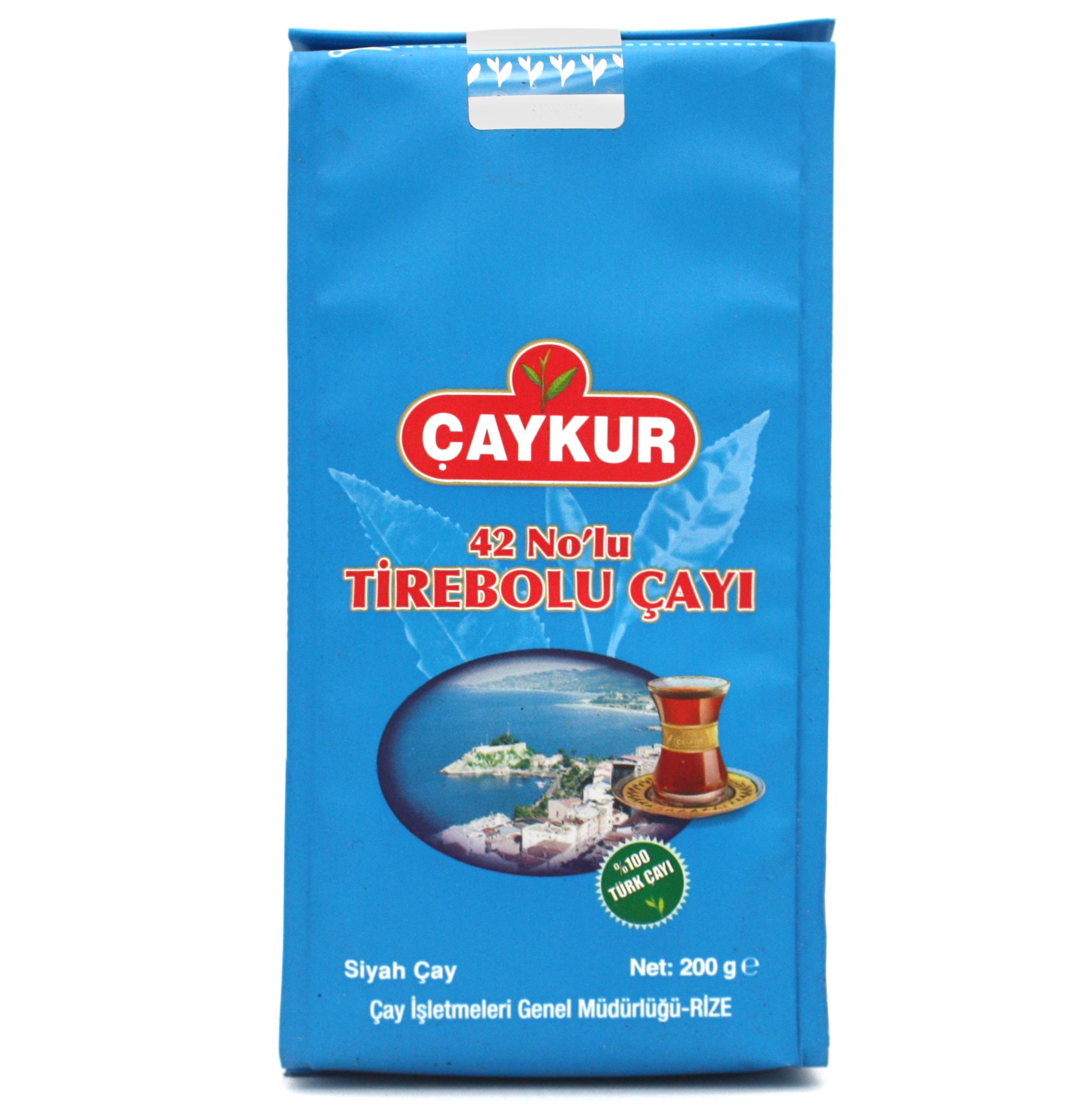 Чай, травяные напитки Турецкий черный чай Tirebolu №42, Çaykur, 200 г import_files_d9_d9ec986434d611e9a9a6484d7ecee297_727868f735b211e9a9a6484d7ecee297.jpg
