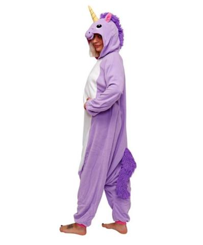 Фиолетовый Единорог