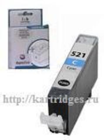 Картридж SuperFine SF-CLI521C