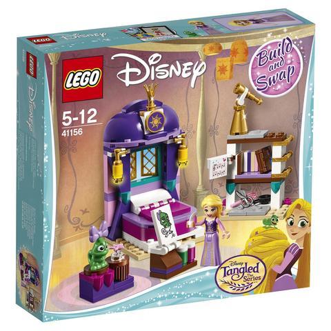 LEGO Disney Princess: Спальня Рапунцель в замке 41156 — Rapunzel's Castle Bedroom — Лего Принцессы Диснея