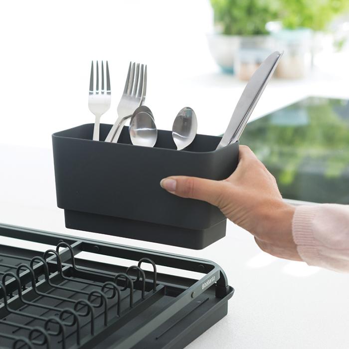 Сушилка для посуды, Темно-серый, арт. 117404 - фото 1