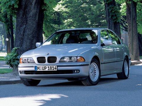 Чехлы на BMW 5 (Е39) 1995–2004 г.в.