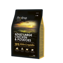 Profine Adult Large Breed Chiken and Potatos 3 kg