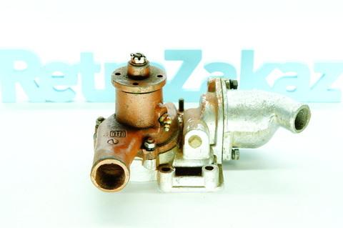 Помпа в сборе с термостатом ГАЗ 21 Волга