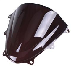 Ветровое стекло для мотоцикла Suzuki GSX-R600/750 11-15 DoubleBubble Черное