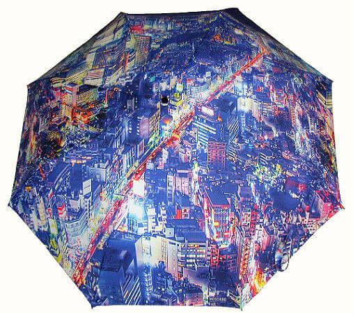 Зонт складной Moschino 534 City