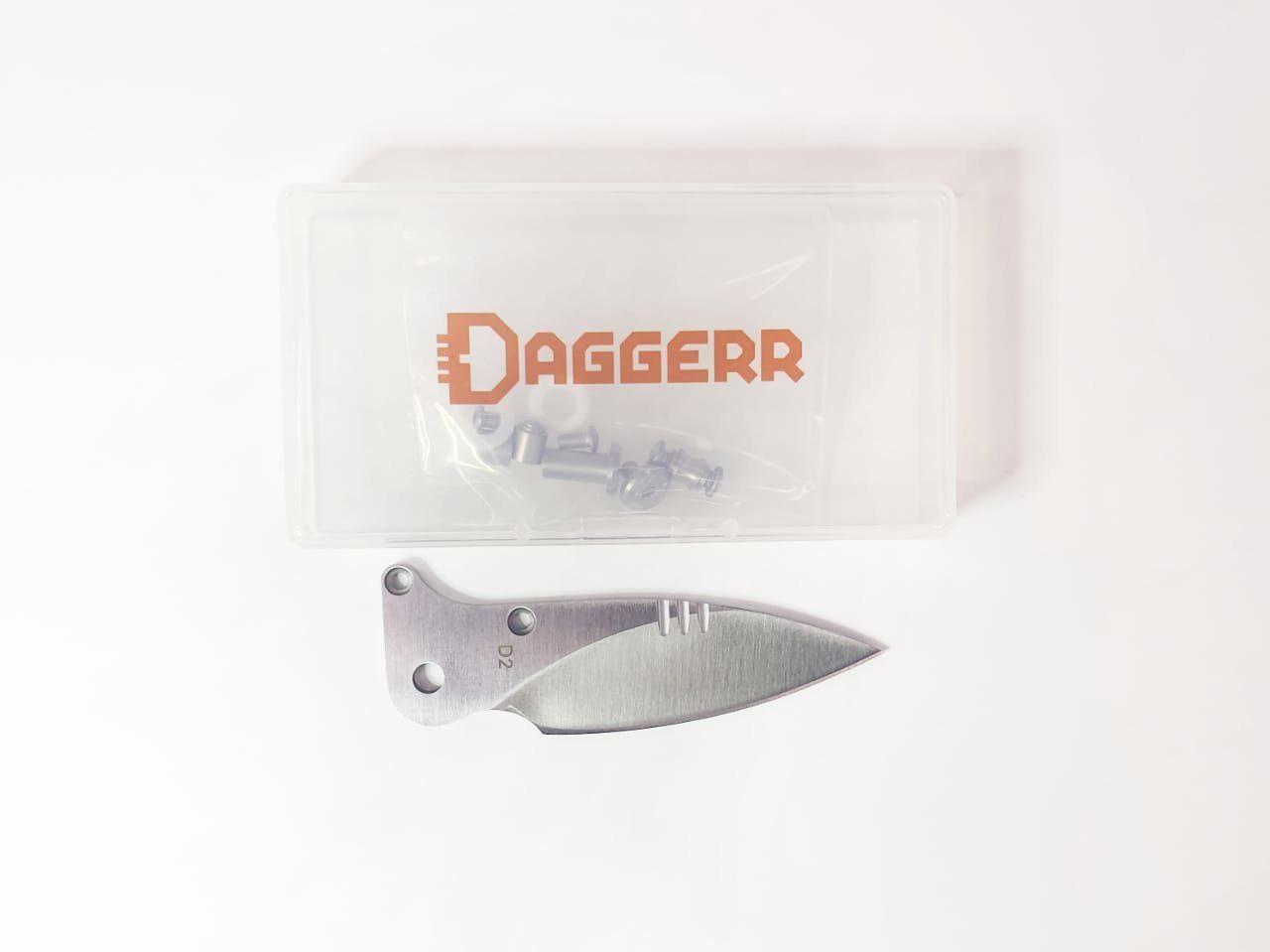 Knife insert kit for KeyBar (Shark)