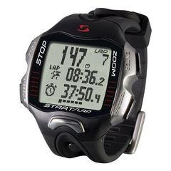 Наручные часы Sigma 22810 с пульсометром RC Move black