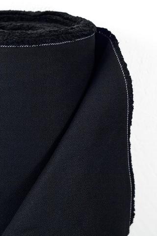 Канвас, цвет черный