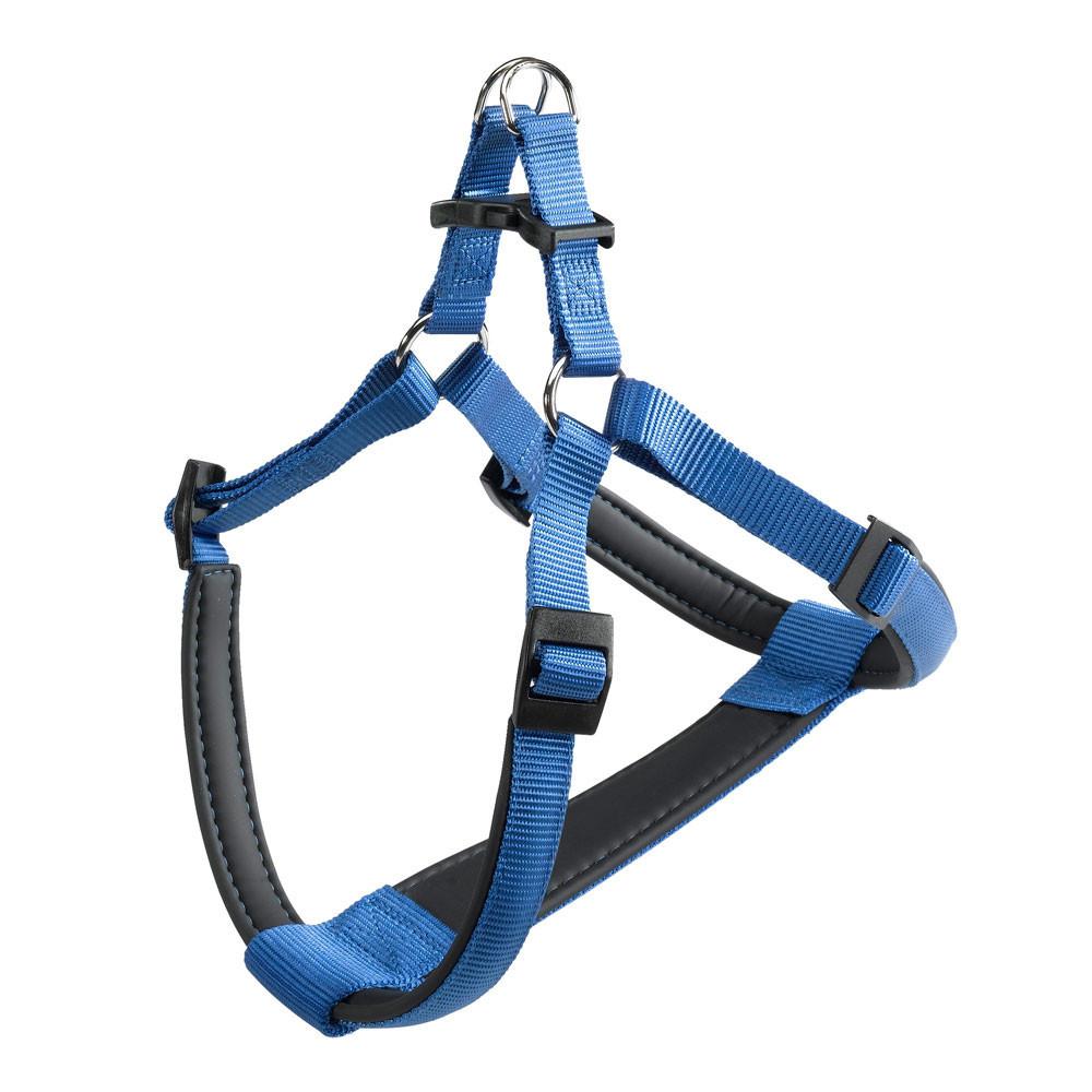 Новинки Нейлоновая шлейка для собак, Ferplast DAYTONA P MEDIUM, синяя DAYTONA_Small_синяя.jpg