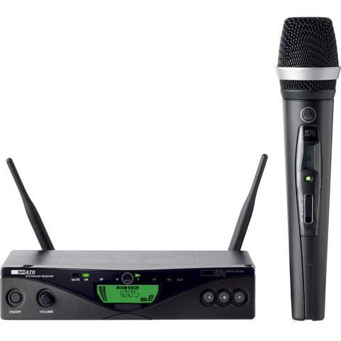 AKG WMS470 C5 SET BD10 50mW - EU/US/UK вокальная радиосистема