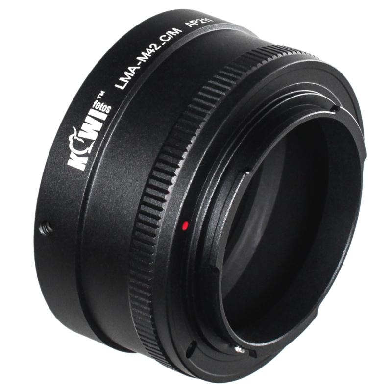 ���������� ������ M42-Canon EOS EF-M Kiwifotos LMA-M42 C/M