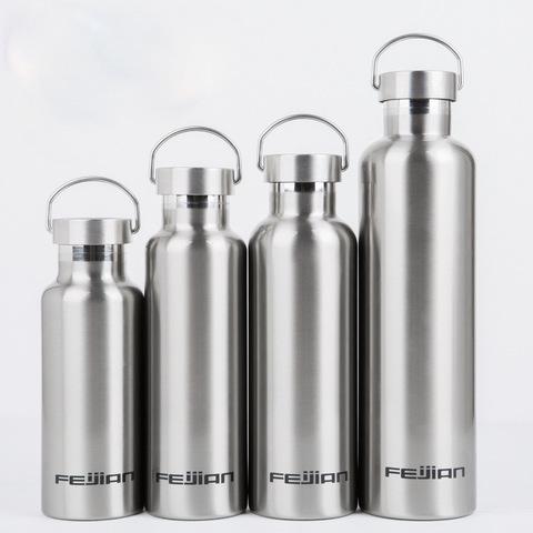 Термобутылка металлическая Feijian 500мл