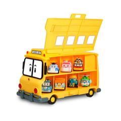 Robocar Poli Кейс для хранения машинок Скулби (83148)