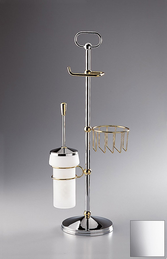 Стойка для туалета 89121CR от Windisch