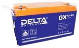 Аккумулятор DELTA GX 12-65 ( 12V 65Ah / 12В 65Ач ) - фотография