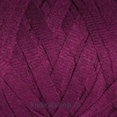 Ленточная пряжа YarnArt Ribbon цвет 777 Баклажан - купить в интернет-магазине недорого klubokshop.ru