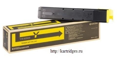 Картридж Kyocera TK-8305Y