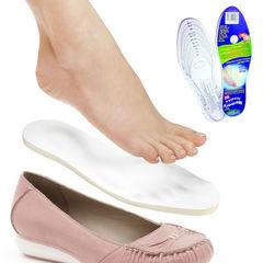 """Стельки для обуви с памятью """"Здоровая стопа"""" (Memory Foam Insoles)"""