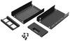 Корпус для Raspberry Pi 4 (LT-4B01 / алюминий / чёрный)