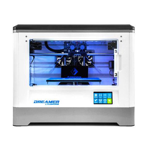 Фотография FlashForge Dreamer — 3D-принтер