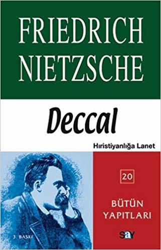 Kitab Deccal | Friedrich Nietzsche