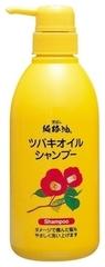 Шампунь для волос с маслом камелии японской Camellia Oil Shampoo 500мл