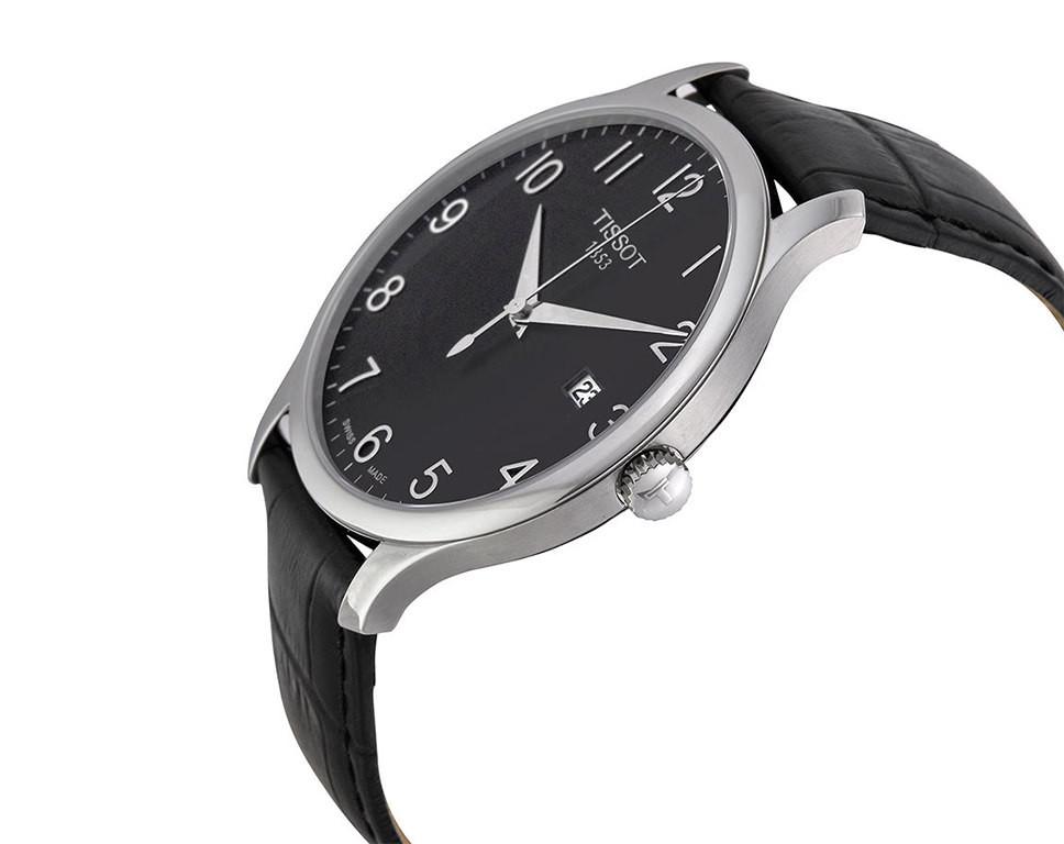 Большинство часов tissot classic не обладает дополнительными функциями.