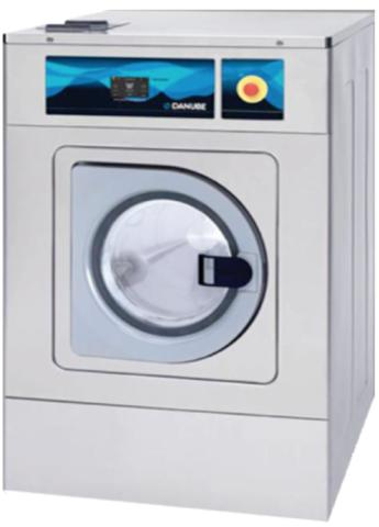 Среднескоростная стирально-отжимная машина WEM18