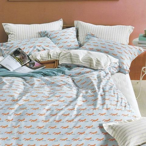 Подростковое постельное белье хлопок 1,5 сп.  BRIAND