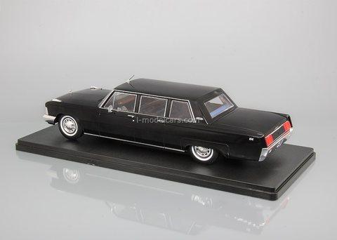 ZIL-114 black 1:24 Legendary Soviet cars Hachette #18