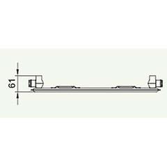 Радиатор Kermi Profil-K Hygiene  тип 10- 500х1600 мм