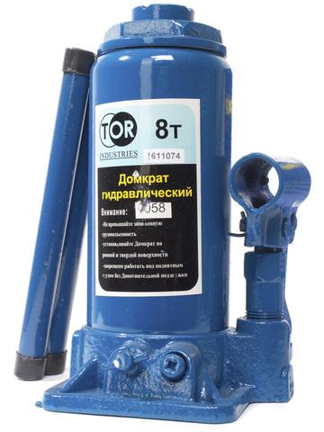 Домкрат гидравлический TOR ДГ-8 г/п 8,0 т