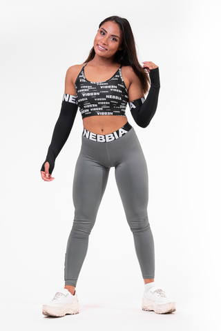 Женские лосины Nebbia 691 black