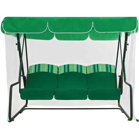 Рандеву Премиум зеленый спереди